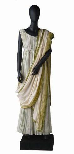 El mundo grecorromano de Amenábar aterriza en el Museo del Traje