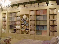 Fashion Shop Interior, Shop Interior Design, Store Design, Bed Sheets Online, Cheap Bed Sheets, Restoration Hardware Bedding, Bedroom Cupboard Designs, Bedding Inspiration, Linen Shop