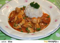Quiche, Thai Red Curry, Food And Drink, Meat, Chicken, Cooking, Ethnic Recipes, Kitchen, Quiches