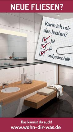 Neue #Fliesen Für Dein Modernes #Badezimmer?Das Kannst Du Dir Auch Leisten.