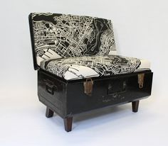 Black Trunk Suitcase Chair – Furniture – Products – Recreate http://www.recreate.za.net/products/furniture/black-trunk-suitcase-chair