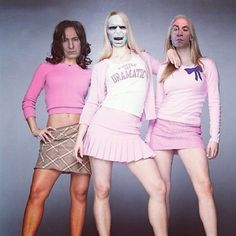 Death eater mean girls. This may be the best thing I've ever seen.