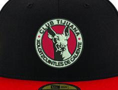 42dfb247a Club Tijuana Xolos MX 59Fifty Fitted Baseball Cap by NEW ERA x LMB .