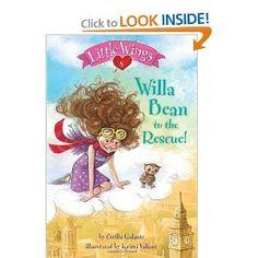 Little Wings #5: Willa Bean to the Rescue! (A Stepping Stone Book(TM)): Cecilia Galante, Kristi Valiant: 9780449810033: Amazon.com: Books