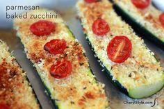 baked zucchini with panko..yummy #healthy #recipe #vegetarian