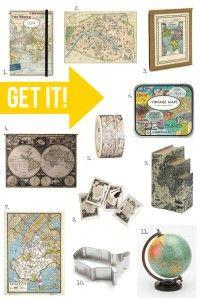 Pin it. Get it! Maps