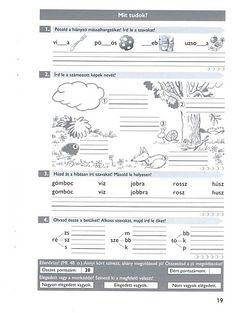 Album Archive - Gyakoroljuk a helyesírást Home Learning, Grammar, Worksheets, Sheet Music, Classroom, Study, Journal, Album, Teaching