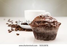 Muffin And Coffee Stock Photos, Muffin And Coffee Stock Photography, Muffin And Coffee Stock Images : Shutterstock.com