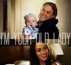 Jax, Tara & Abel // Sons Of Anarchy