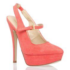Malina Orange :) Love the delicate strap and the colour :)