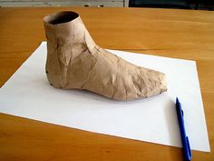 Picture of The Pattern to make your own ugg boots