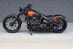 2015 Harley-Davidson Softail #harleydavidsonsoftailbreakout #harleydavidsonsoftailslim