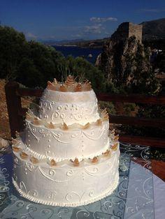 Imperial Sicily wedding cake