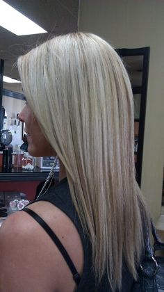 Hair like this today?