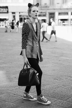 Luisa Via Roma 3rd Story - Photoshoot