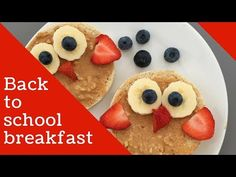 Easy school day breakfast ideas | Daisies & Pie