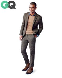 How to Wear Dress Boots with a Suit