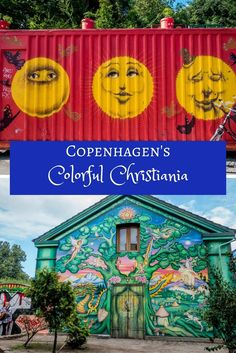 Freetown Christiania is a self-proclaimed free state in Copenhagen. No one owns their homes, the people police themselves, and all decisions are made by consensus.