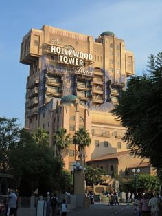 Tower of Terror-Disneyland ride conquered lol I'm proud of you baby