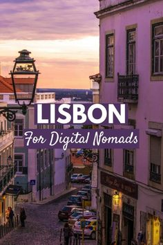 Lisbon for digital nomads. Why is this the place to be right now? Low cost of living, amazing beaches & great people are just some reasons... But here's more! Click through to read now...