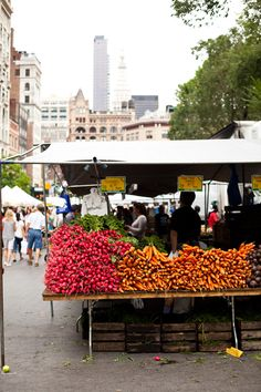 #ridecolorfully to the Union Sq farmer's market
