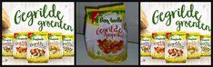 Nieuw van Bonduelle: Gegrilde groente. Wij gingen aan de slag met de Bonduelle Gegrilde Paprika (rood en geel). Lees hier onze recensie >>>