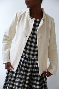 rennes Velvet Shorts, Two Pieces, Cotton Linen, Style Inspiration, Shirt Dress, Coat, How To Wear, Jackets, Shirts