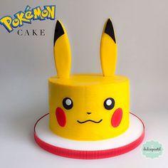 Image result for pikachu cake