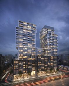 158 Front St. Lawrence Condominiums Toronto