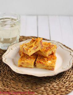 Kuhinja zaposlene žene: Brza pita od starog hleba / Quick savory pie from stale bread