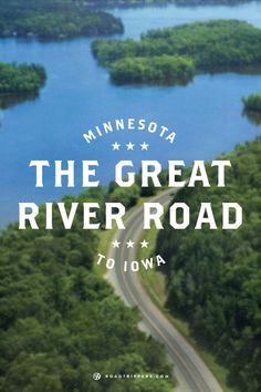 The Great River Road has so much to offer so heres the first 1/3 of your journey from Minnesota to Iowa.
