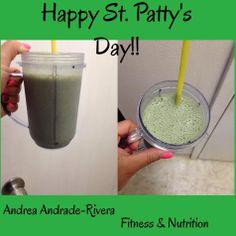 #Greenberry #shakeology #Happy St.Patricks Day