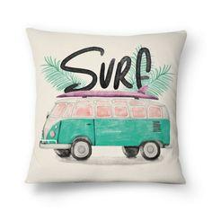 Compre Surf Kombi de @almofadado em almofadas de alta qualidade. Incentive artistas independentes, encontre produtos exclusivos.