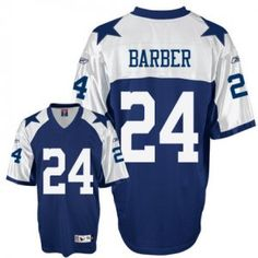 f5e9b2883 Marion Barber Jersey  Reebook Thanksgivings  24 Dallas Cowboys Jersey in  Blue ID 99934029  20