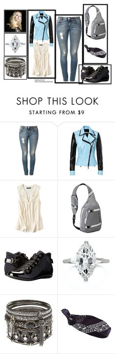 """Outfit #836"" by the-walking-doctor ❤ liked on Polyvore featuring STELLA McCARTNEY, Just Cavalli, American Eagle Outfitters, Patagonia, Bikkembergs, Mark Broumand and River Island"