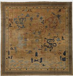 Vintage Rugs from Doris Leslie Blau, New York Vintage Carpets