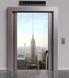 Elevator - looks awesome