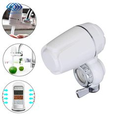 12.27$  Watch here - http://ali82h.shopchina.info/go.php?t=32727283569 - Mini water purification Kitchen Faucets Filter Tap water filter Household water purifier washable Ceramic filter 12.27$ #buyininternet
