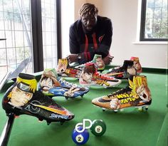 Nike Mercurial Black History Month Fútbol Emotion