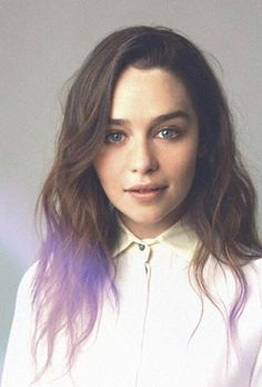 Emilia Clarke Actress UK