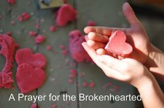 This is absolutely amazing by Ann Voskamp: A Prayer for the BrokenHearted