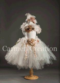 Our Whimsical Garden Fairy Dress
