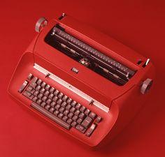 Selectric 1. Máquina de escribir sistema bola / Eliot Noyes 1961 / IBM. EE.UU.