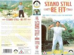 Stand Still, Be Fit - Day by Day Exercise with Master Lam Kam Chuen (10 short videos you can train along with).