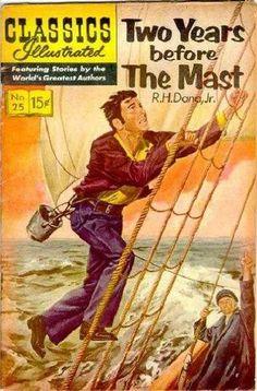 Classics Illustrated #25 (Issue)