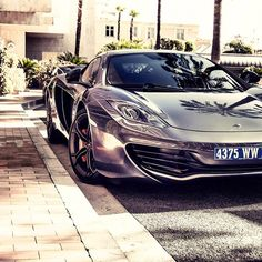 Sublime McLaren MP4 12C