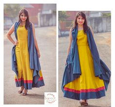 Someone searched for: shrugs for evening wear! Finthousands of handmade, classic, and diverse products. Shrug For Dresses, I Dress, Casual Dresses, Fashion Dresses, Fashion Bags, Fashion Ideas, Women's Fashion, India Fashion, Ethnic Fashion