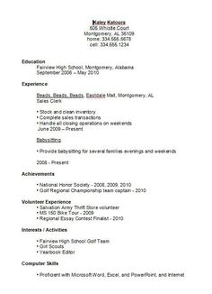 resume objective examples entry level example job the samples for college students sample resumes best free home design idea inspiration - Student Sample Resume