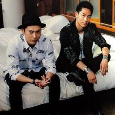 Yamashita Kenjiro & Akira