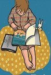 """La nuit des bibliothèques : Le vendredi 19 décembre et le dimanche 21 décembre 2014 - Cette année encore, la Bibliothèque publique locale de Nivelles participe à """"La nuit des bibliothèques"""", une opération proposée par la Bibliothèque publique centrale du Brabant wallon (Fédération Wallonie-Bruxelles), au cours de laquelle plusieurs animations pour enfants seront organisées sur la thématique """"un doudou, un livre et au lit""""..."""